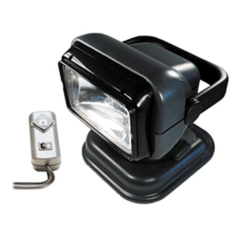 Golight Portable Searchlight w/Wired Remote - Grey consumer electronics