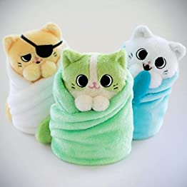 Purritos Plushies