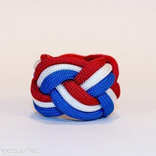Scout Woggle Turks Head Knot Neckerchief Slide