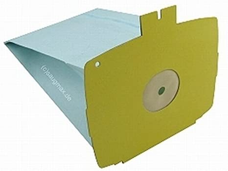 10 unidades polvo bolsas de aspiradora para Electrolux D728 ...