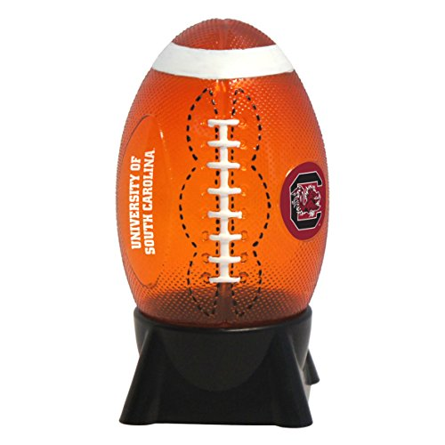 NCAA South Carolina Gamecocks Football Shaped Night Light