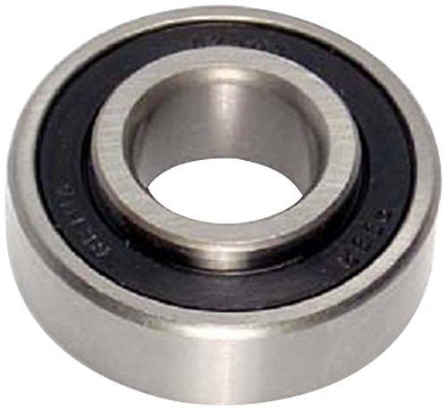 Peer Bearings - Peer Bearing WC8039 WC8000 Series Radial Bearing, 9 mm ID, 26 mm OD, 10.319 mm Width, Single Seal
