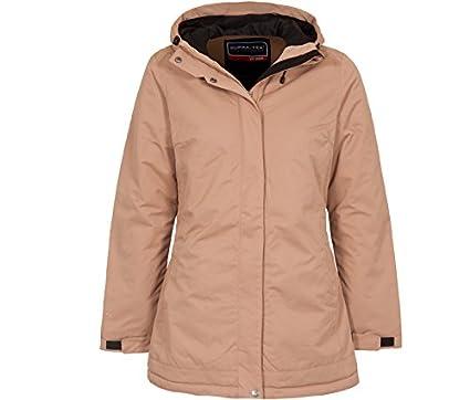 wholesale dealer 74604 cbf81 Bergson Damen Outdoor Wintermantel ALBA - wasserdicht, winddicht,  atmungsaktiv, warm, Wassersäule: 5000 mm, Atmungsaktivität: 5000 g/qm/24Std.
