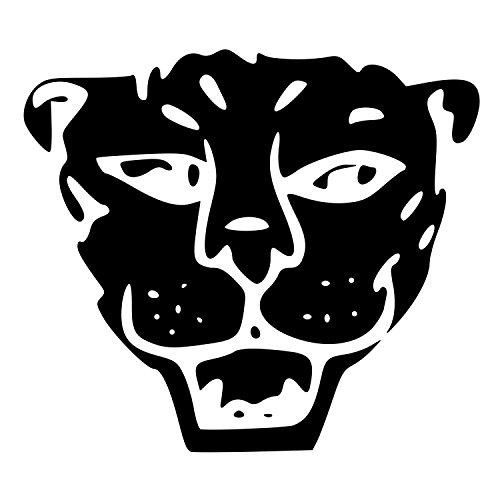 Elma332Tuttle Jaguar Panther Head DieCut Decal Car Window Wall Bumper Phone Laptop by Elma332Tuttle