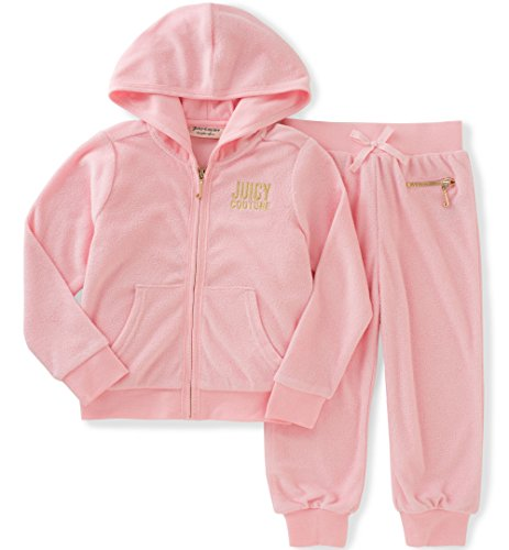 Juicy Couture Two Piece Velour Jog Set