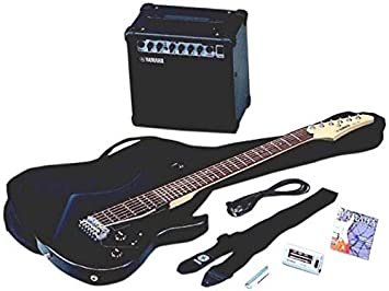 Yamaha S - Set de guitarra erg121gp iihii: Amazon.es: Instrumentos musicales
