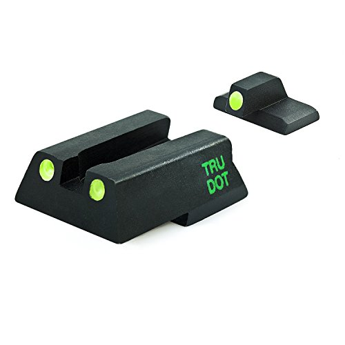 Meprolight Heckler & Koch Tru-Dot Night Sight for 45, 45C & P30. Fixed set