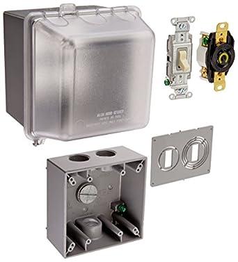 Remarkable Hubbell Hblpkl520 Kit Pool Pump Amazon Com Industrial Scientific Wiring Database Hyediarchgelartorg