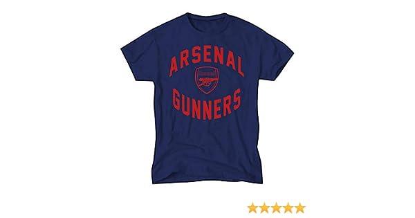 ARSENAL FC Gunners EPL Football Soccer T-SHIRT UK England Team Sports Handmade