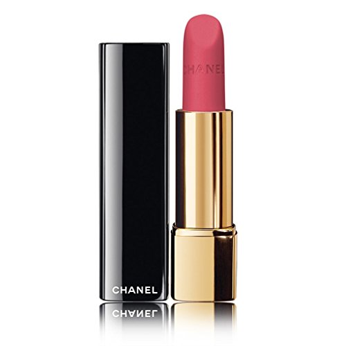 Chanel Rouge Allure Velvet COLOUR: # 34 LA RAFFINEE 3.5G/0.12OZ (3.5g/0.12oz Chanel Rouge)