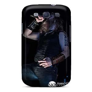High Quality Cell-phone Hard Covers For Samsung Galaxy S3 (XnH9118BkQS) Unique Design Stylish Amon Amarth Band Skin