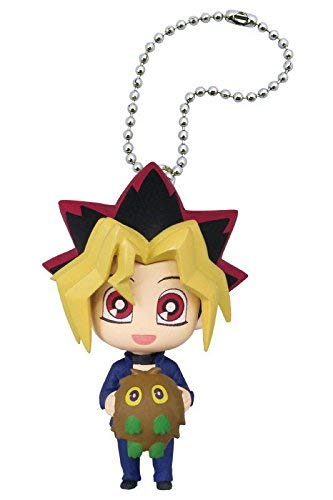 "Anime Yu-Gi-Oh Duiel Monsters Mascot Keychain Figure ~1.5"" - Yugi MUTO"