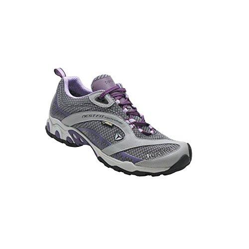 Treksta Sync Mountain GTX Womens Hiking Shoe Grey/Purple CiKnscFZ