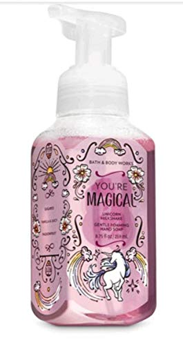 Bath Body Works Gentle Foaming Hand Soap You're Magical Unicorn Milkshake