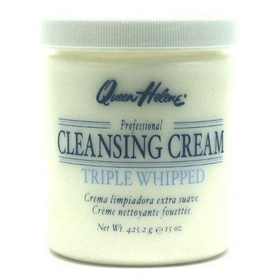 Queen Helene Cream Cleansing Triple Whipped 15oz. (2 Pack) by Queen Helene Queen Helene Cleansing Cream