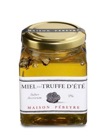 Maison Pebeyre Truffle Honey 8.8 oz Jar
