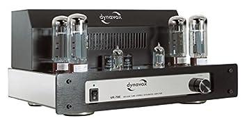 Dynavox VR-70 E II - Amplificador valvular integrado, color cromo (importado)