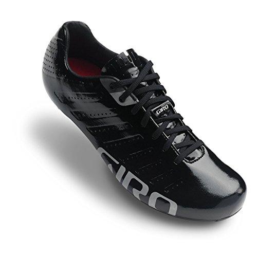 Giro Empire SLX Chaussure de route, Negro/Plateado, 40
