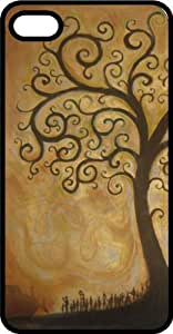 Tree Of Life Tinted Rubber Case for Apple iPhone 5 or iPhone 5s