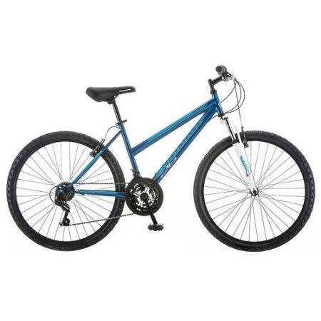 Cheap 26″ Wheels Roadmaster Granite Peak Women's-Girl's Mountain Bike, Blue