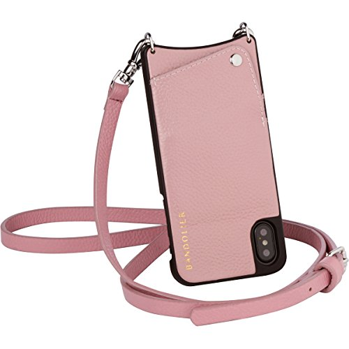 Bandolier [Emma] Cell Phone Case Compatible w/iPhone X