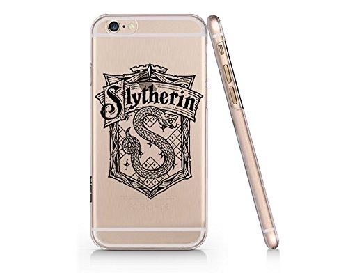 huge selection of da474 bdf95 Hogwards Slytherin Logo Iphone 6 6s Case, Clear Iphone Hard Cover Case For  Apple Iphone 6 6s Emerishop (VAE158.6sl)