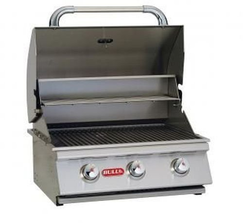 24'' Stainless Steel Built-In Natural Gas Barbecue (24' Natural Gas Burner)