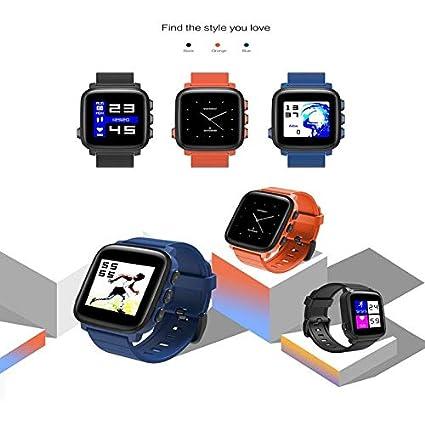 Amazon.com: SMA-q2 Reloj deportivo deportivo deportivo ...