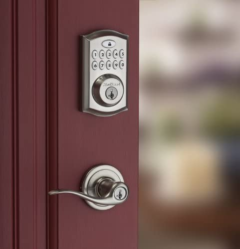 tools, home improvement, hardware, door hardware, locks,  deadbolts 6 image Kwikset 99130-002 SmartCode 913 Non-Connected Keyless deals