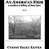 An American Heir: A Modern Retelling of Jane Eyre