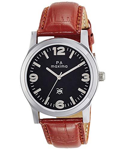 Maxima Analog Multi-Color Dial Men's Watch – O-44689LMGI