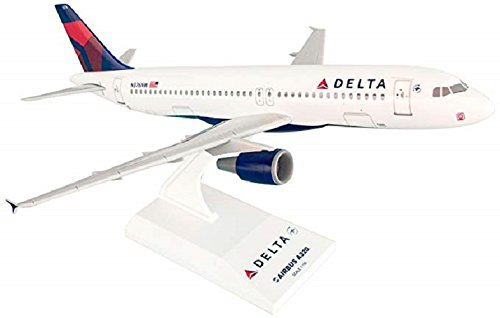 (Daron Skymarks Delta 737-800 New Livery Airplane Model Building Kit, 1/130-Scale)