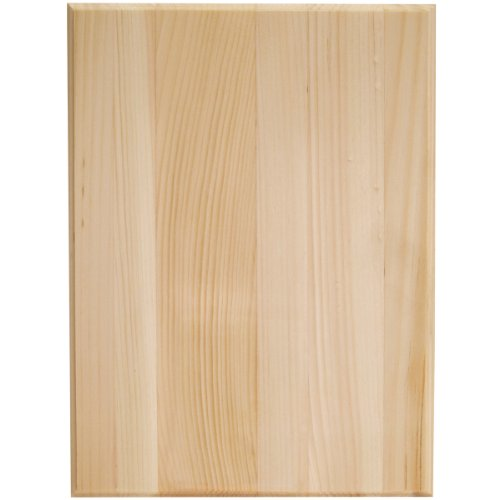 Price comparison product image Walnut Hollow 1914 Pine Rectangle Plaque,  9 by 12 by 0.63-Inch
