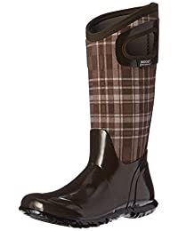 Bogs Women's North Hampton Plaid Snow Boot