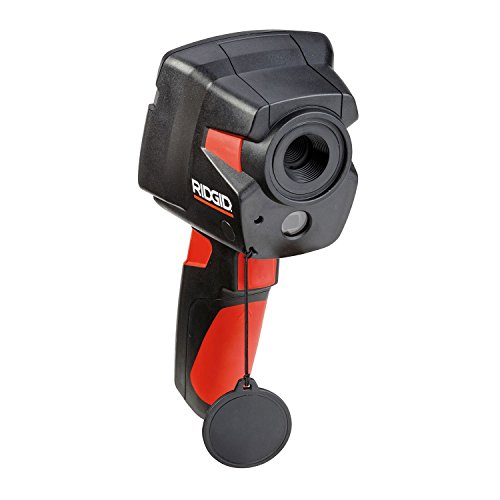 RIDGID RT-5X 57528 Thermal Imaging Camera with Wi-Fi, Thermal Imager with Integrated Digital Camera
