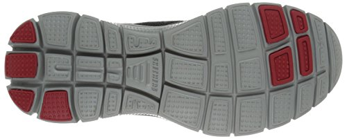 Advantage Sneakers Herren Grau Flex Ccrd nbsp;First Team Skechers ZxXw5zXp
