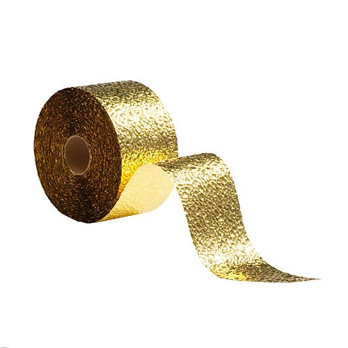 Gold Cracked Ice Streamers (2