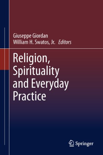 Religion, Spirituality and Everyday Practice Pdf
