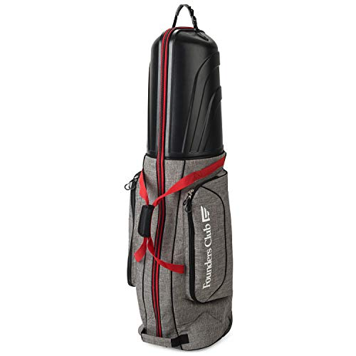 Founders Club Golf Travel Bag Travel Cover Luggage For