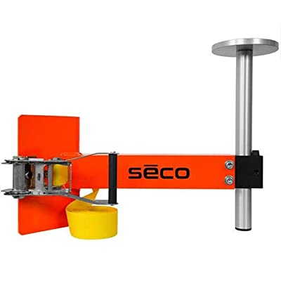 Seco - Heavy-Duty Column Clamp Mount Theodolite Laser Total Station Scanner GPS