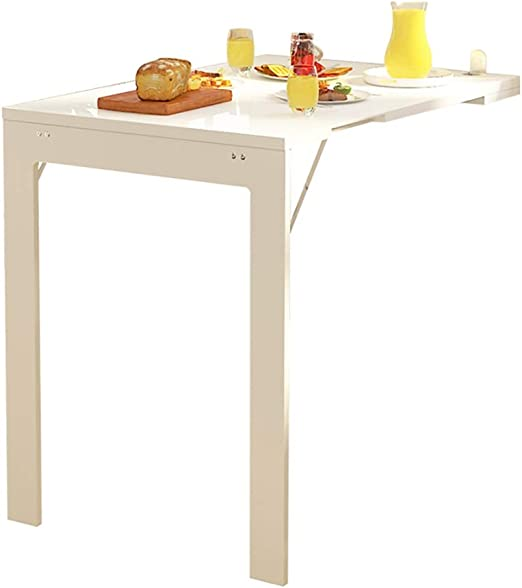 Mesa Plegable de Pared Mesa Plegable Desplegable Montada En La ...