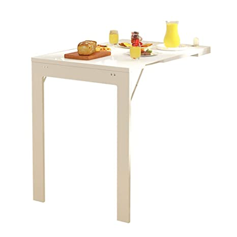 Mesa Plegable de Pared Mesa Plegable Desplegable Montada En ...