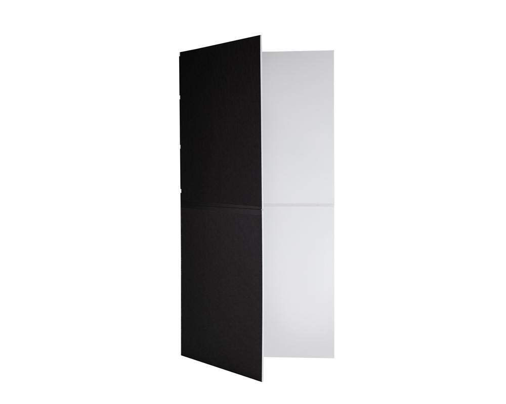 V-Flat - Foldable - Black/White - Photography by V-FLAT WORLD