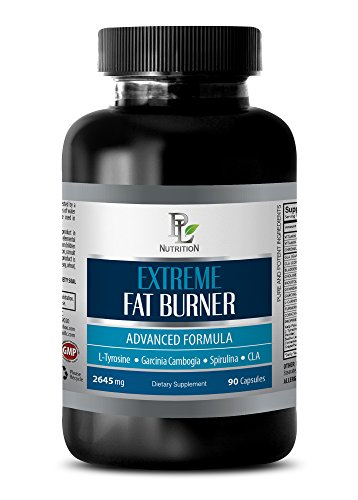 weight loss for men belly fat - EXTREME FAT BURNER - 2645MG - metabolism pills - 1 Bottle (90 (Extreme Fat Burner 90 Capsules)