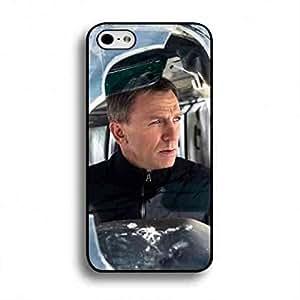 Famous Film Spectre 007 James Bond Funda,007 Spectre Funda Black Hard Plastic Case Cover For Iphone 6Plus/Iphone 6SPlus