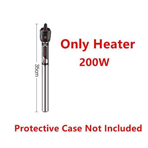 (Cobalt neo Therm Heater - Fish Tank Heater 5 Gallon - beta Fish Heater - Heater Fish Tank - 5 Gallon Fish Tank Heater - Nano Aquarium Heater - Inline Water Heater - 200 watt Aquarium Heater)