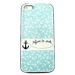 LCJ iPhone 4/4S/iPhone 4 compatible Graphic/Mixed Color/Special Design Back Cover