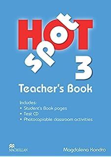 Hot Spot 4 Teachers Book