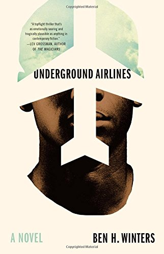 Underground Airlines, couverture