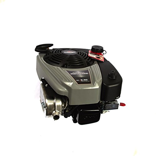 Briggs and Stratton 121Q02-2025-F1 850 190cc Professional-Series Commercial Replacement Push Mower Engine, 25mm by 3-5/32-Inch Shaft by Briggs & Stratton